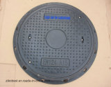 Composite Manhole Cover A15 600mm FRP Manhole Covers with Frames