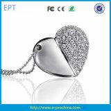 Jewelry Heart Shape USB Memory Stick (ES566)