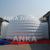 LED Lighting Concert Hall Inflatable Dome Tent