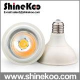 Short Size Aluminium LED PAR30 12W LED Spot Light