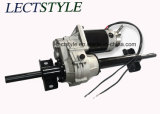 48V 800W DC Motor Electric Mobility Drive Transaxle Assembly for Electric Sightseeing Car