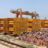 Best Selling Tower Crane Standard Mast Boom Section in China
