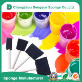Creative Sponge Brush Paint Foam Bolosy Flat Paint Brushes
