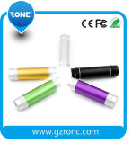 3000mAh 26650 USB Charger Portable Power Bank for Mobilphne