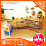 Kids Rotary Shelf Wooden Combine-Unit Furniture for Sale