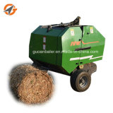 China Supplier Mini Round Hay Straw Baler with High Quality