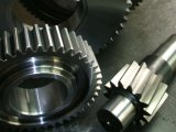 High Precision OEM Heavy Duty Forging Spiral Bevel Gear Shaft
