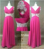 Heavy Beaded Chiffon Evening Dresses