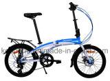 Fashinable 20 Inch Aluminum Alloy Frame 7 Speed Folding Bicycle