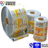 Snack Food Plastic Packaging Film Roll with VMPET Material