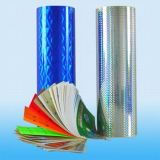 Self Adhesive Diamond Holographic Film (GL-HP010)