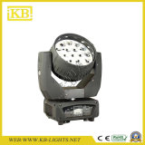 Hot Sale 19PCS 15W Osram LED Zoom Moving Head Light
