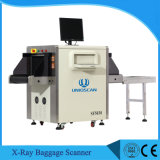 500*300A Single Energy X-ray Baggage Scanner Multiple Size Scanner
