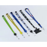 Custom promotional Mobile Phone Lanyard with Watch (LD22)