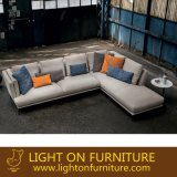 Modern New Style Living Room Sofa Set with Fabric (F1112#)