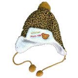 Winter Thermal Fleece Balaclava Slouch Beanie Hat