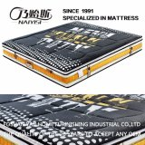 Hot Selling Pocket Spring with Foam Edge Mattress with Natural Latex (FB851)