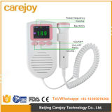 Fetal Doppler LCD Display Earphone Baby Heart Rate Monitor-Candice