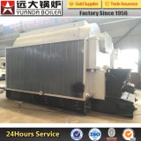 Packaged Shell 1ton/H Hot Water Generation Wood Fired Boiler