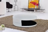 High Gloss MDF Coffee Table Living Modern Room Furniture (CJ-M059)