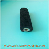 22mm Pig Hair Mane Roller Without Frame Bristle Roller