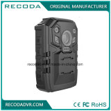 Full HD 1296p Plice Body Camera with 4G GPS for Live View Tracking Two Way Talking