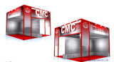 Customed Maxima High Quanlity Aluminum Exhibition Booth Display Stand