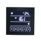 Touchable Programmble Room Temperature Controller for Air Condition T901