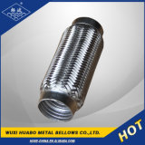 Automobile Flexible Exhaust Pipe with Nipple