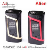 Latest Products 220W Smok Alien Kit with Tfv8 Baby Tank