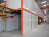 Powder Coating Line for Electricity Panel