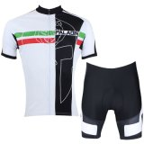 Customized Men′s Cycling Jersey Apparel Row of Han Sport Outdoor