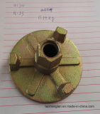 Scaffolding Accessories Formwork Casting Tie Rod Wing Nut