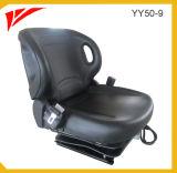 American Market Vinyl Toyota Forklift Seat with Armrest