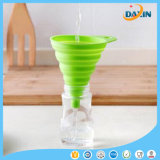 Wholesale Practical Food-Grade Silicone Folding Funnel