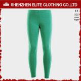 Hot Selling Trendy Popular Green Leggings Yoga Wear (ELTFLI-9)