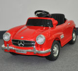 Licensed Mercedes Benz Ride on Car Toy for Kids