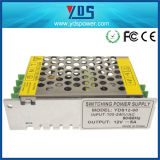 12V 5A Metal Case Power Supply LED/CCTV