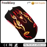 Ergonomic ABS Factory Supply Optical Wired Gaming Mouse