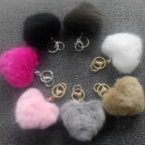 Furry Rabbit Fur Ball Fake Fur Pompom Faux Rabbit Pompoms