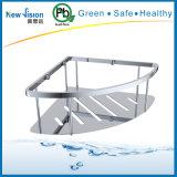 2017 Stainless Steel Corner Bathroom Shelf in Bathroom Accessories