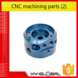 High Precision Aluminum Stainless Steel CNC Machining Parts Dandle Color Anodizing