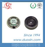 23mm with 8ohm 0.25W Waterproof Mini Speaker Dxi23n-C