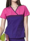 2017 Wholesale Custom Nurse Uniform for Hospital (A609)