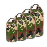 Top Quality Camo 500d PVC Waterproof Dry Duffel Bag