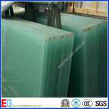 Clear/Milk White/Grey/Bronze Laminated Safety Glass with Ce. ISO