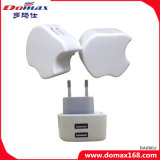Mobile Phone 2 USB Wall Adapter Charger for iPhone 6s