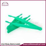 Medical First Aid Emergency ABS Plastic Tweezers