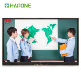 Business Meeting Indoor Teaching Interactive Multi Touch Screen