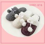 Hot Wonmen Plush Knit Indoor Soft Bedroom Slipper
